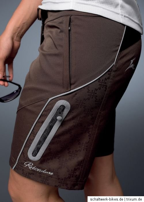 Rotwild Rotcouture Freeride Short new brown