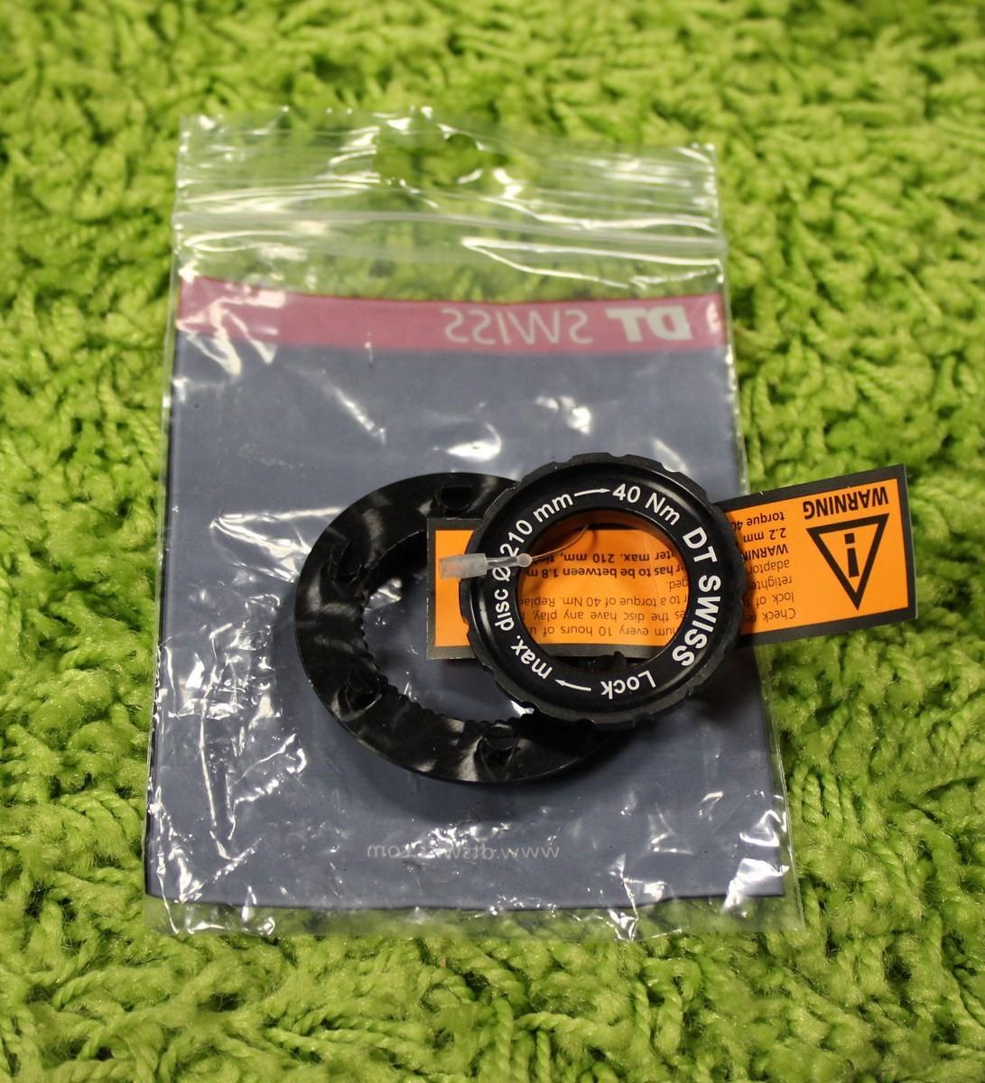 DT Swiss Centerlock Adapter