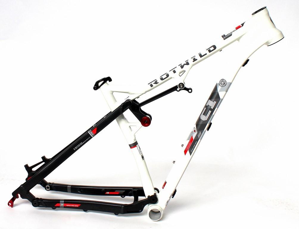 C1 FS 29 Rahmen chalkwhite