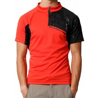 Rotwild RCD Shortsleeve Jersey black/red