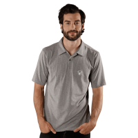Rotwild Functional Polo Shirt, grey melange