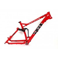 X1 FS 27.5 Rahmen hot red
