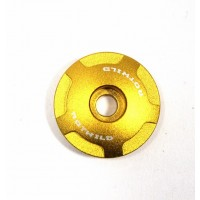 ROTWILD CNC AHEAD CAP GOLD