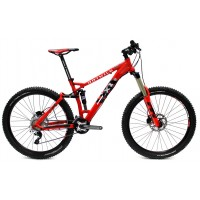 X1 FS 27.5 RS hot red