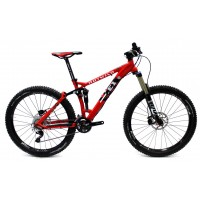 E1 FS 27.5 Pro light hot red