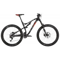 X1 FS 27.5+ Pro schwarz-matt